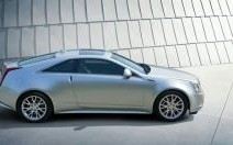 Cadillac CTS Coupé : à fond les formes