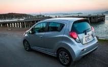 Chevrolet Spark EV : une intégration de la batterie ingénieuse