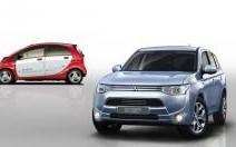 Mitsubishi présentera la version rechargeable de l'Outlander à Genève