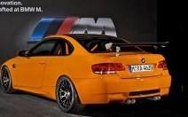 BMW M3 GTS : Une M3 pour les courses