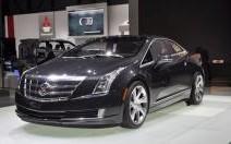 Cadillac ELR : une Chevrolet Volt embourgeoisée