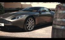 L'Aston Martin DB11 en détail