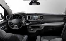 Le Citroën SpaceTourer sera équipé de technologies de pointe