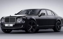Bentley Mulsanne Speed Beluga Edition : blanc c'est noir