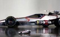 Hot Wheels invente le X-Wing à quatre roues