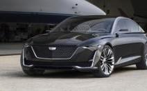 Cadillac Escala Concept: bientôt une berline coupé chez Cadillac?