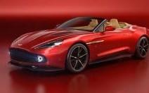 L'Aston Martin Vanquish Zagato se décapsule à Pebble Beach