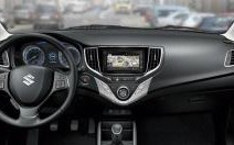La nouvelle Suzuki Baleno adopte le CarPlay sur son système multimédia
