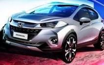 Un nouveau crossover se prépare chez Honda