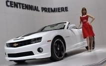 Chevrolet Camaro cabriolet : en vedette au salon du Cabriolet, Coupé et SUV