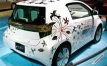 Toyota FT-EV : une iQ 100% électrique