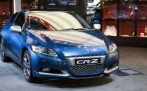 GT édition : le coupé Honda CR-Z célèbre son succès
