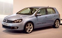 VW Golf VI TwinDrive : branchée et frugale