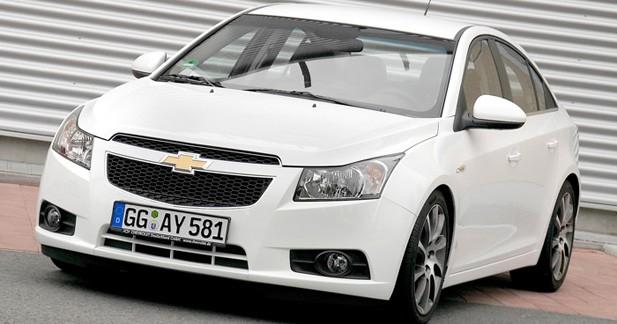 Caraudiovid�o : La Chevrolet Cruze � la loupe