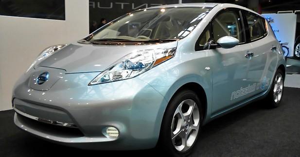 Nissan Leaf : premières impressions au volant
