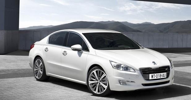 La Peugeot 508 �lue voiture Avis 2012 par les clients