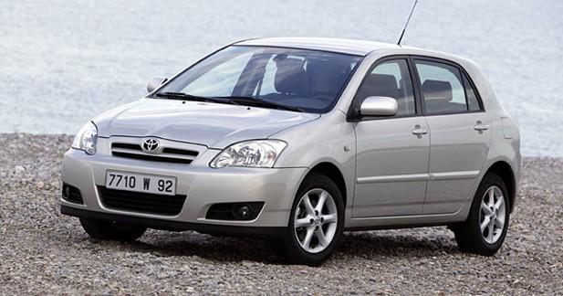 Toyota Corolla (2004 – 2007) : l'achat rationnel