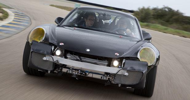 Porche 918 Spyder : l'ultra sportive du futur