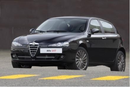 Alfa Romeo modifie et réduit la gamme de la 147