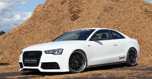 Audi  - Senner Tuning popose un programme pour l'Audi A5