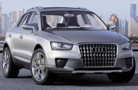 Audi Cross Coupé Quattro : le futur Q5 ?
