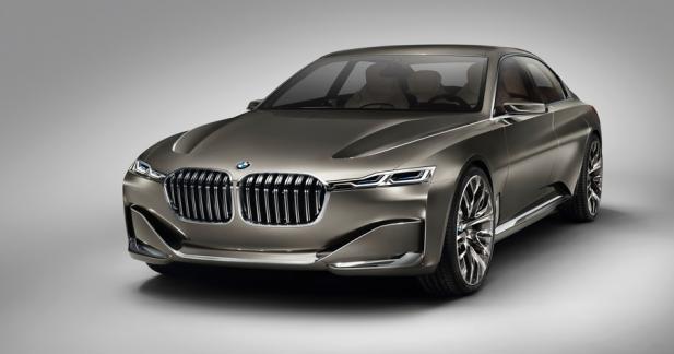 Bmw  - BMW�: un coup� S�rie 9 dans les cartons�?