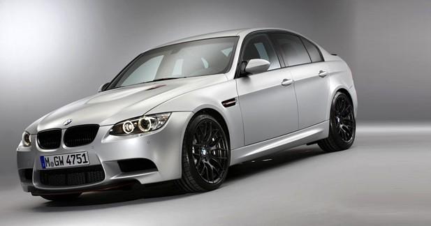 Actu Bmw  - BMW M3 CRT : elle joue sur la fibre du carbone