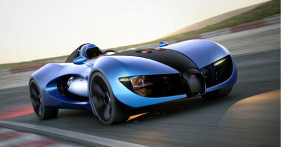 - Bugatti TypeZero : rétro mais électrique