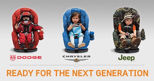 Actu Chrysler  - Chrysler : s'�manciper pour tourner la page