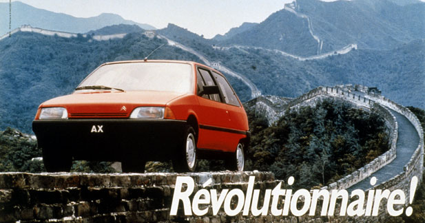 Citroën, 90 ans d'innovation