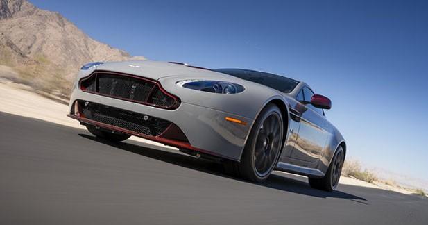 Les futures Aston Martin ne seront pas badg�es AMG