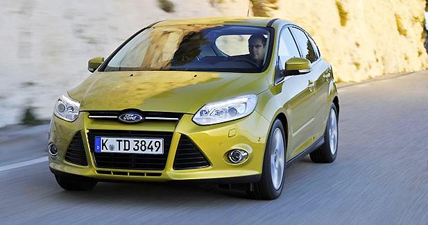 Essai Ford Focus 2.0 TDCi 163 FAP Titanium Powershift A - Essai