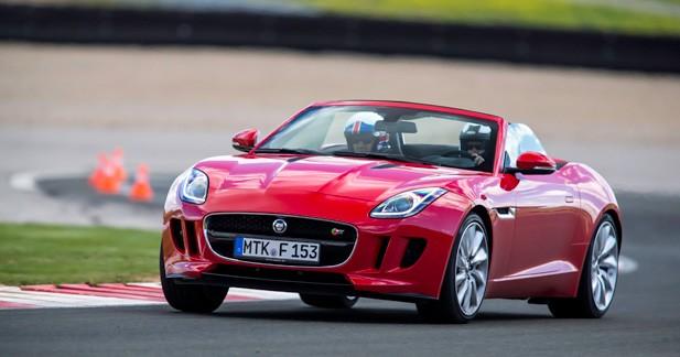 Essai Jaguar  - Essai Jaguar F-Type V6, V6S et V8S : Nouvelle
