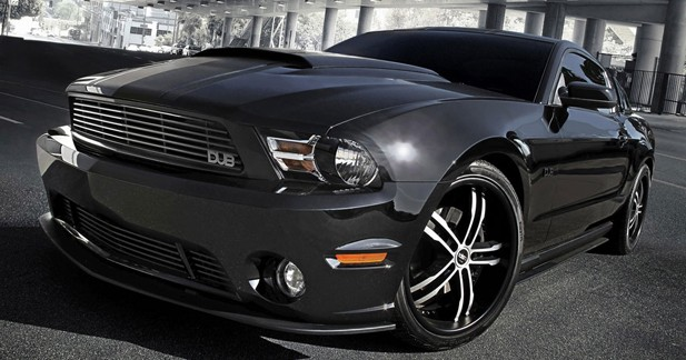 Ford Mustang DUB Edition : Roush s'amuse avec la pony car