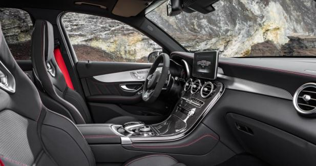 Mercedes-AMG GLC 43 4Matic : pour titiller le Macan Turbo