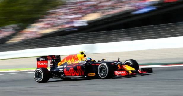 F1 : à 18 ans, Max Verstappen devient le plus jeune vainqueur d'un Grand Prix