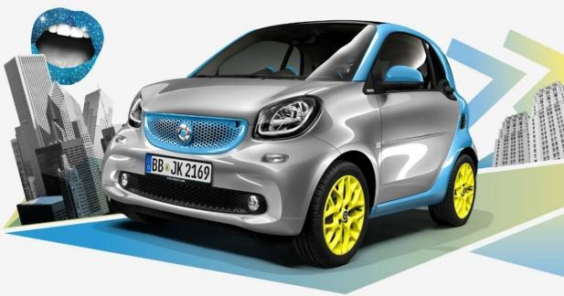 Smart FORTWO COUPE - Smart confirme les ForTwo et ForFour