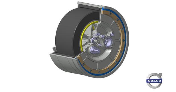 [ Actualité : Nouveauté technique ] Volvo va réduire de 25 % la conso avec un volant d'inertie L_electrification_legere_en_vue_chez_volvo