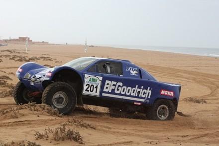 Rallye du Maroc/AMV Shamrock étape 6 : Schlesser s'impose