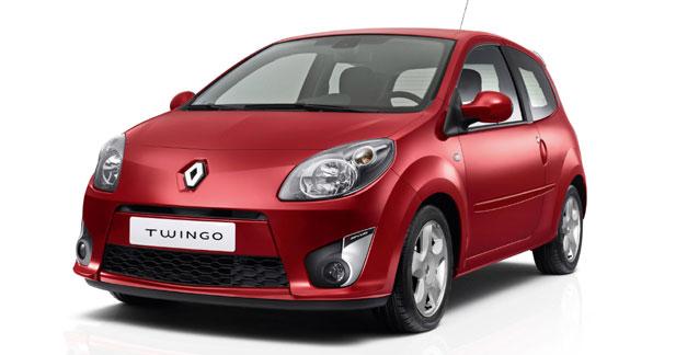 Actu Renault TWINGO II - Renault Twingo Rip Curl : fun et