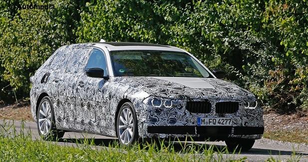 Actu Bmw  - BMW S�rie 5 Touring�: et maintenant, voici le break