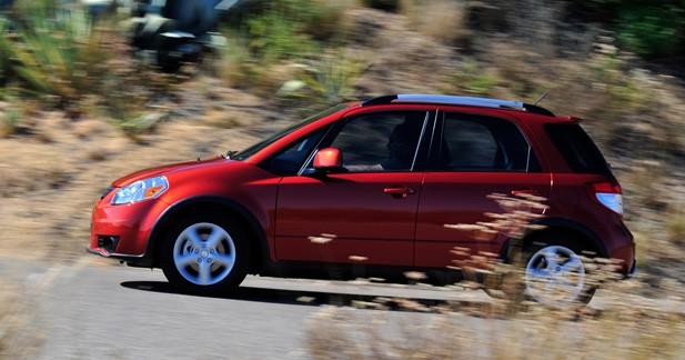 Suzuki SX4 2010 : nouveau bloc, nouvelle bo�te