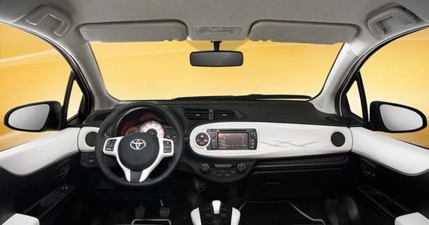 Toyota : une �dition sp�ciale Trend pour la Yaris