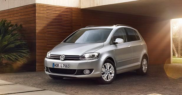 Actu Volkswagen  - Volkswagen Golf Plus LIFE : la Golf encore