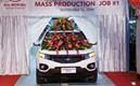 La production débute au sein de la première usine Kia aux USA