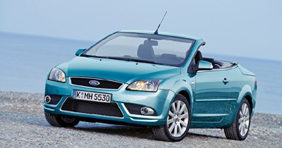 Actu Ford  - Ford Focus CC : le coup�-cabriolet de... la