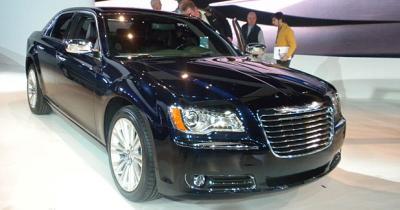 Chrysler 300C 2011 : la Lancia Thema se dessine