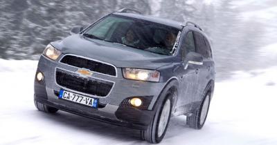 Chevrolet Captiva restylé : le Captiva étoffe sa gamme
