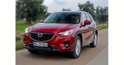 Mazda CX-5 : des tarifs bien positionnés