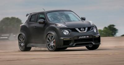 Nissan Juke-R: de retour avec 600 ch désormais
